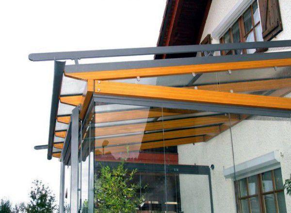 TerrassenUberdachung Holz Leipzig ~ Referenzen von Terrassenüberdachungen  WÄHNER